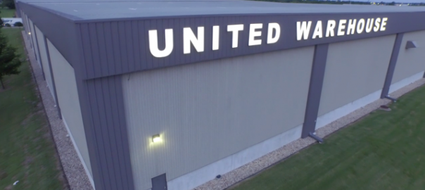 United Warehouse Tulsa Exterior